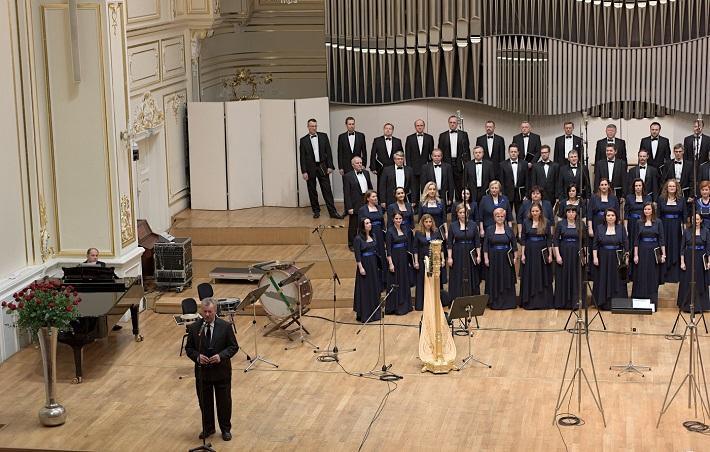 Koncert k 70. výročiu založenia Slovenského filharmonického zboru, 2016, Marián Lapšanský, foto: Ján Lukáš