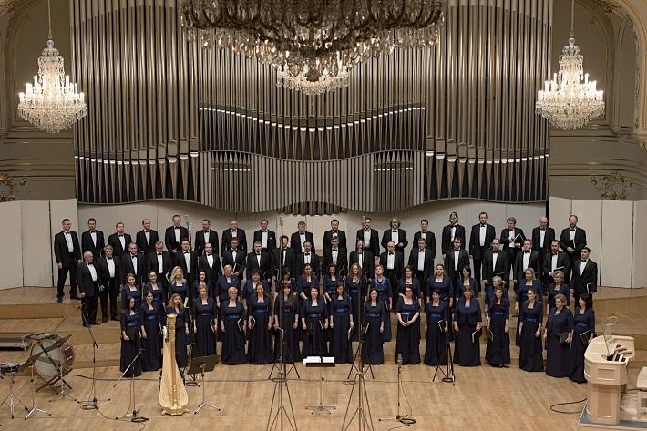 Koncert k 70. výročiu založenia Slovenského filharmonického zboru, 2016, Slovenský filharmonický zbor, foto: Ján Lukáš