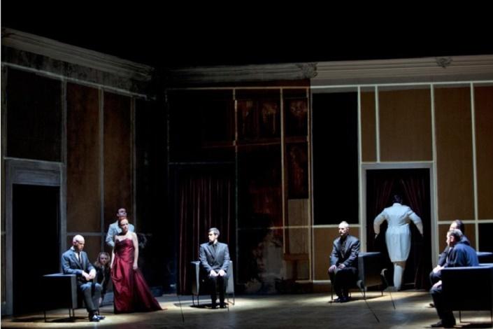 L. Janáček: Vec Makropulos, Deutsche Oper Berlin, 2016, foto: Deutsche oper Berlin