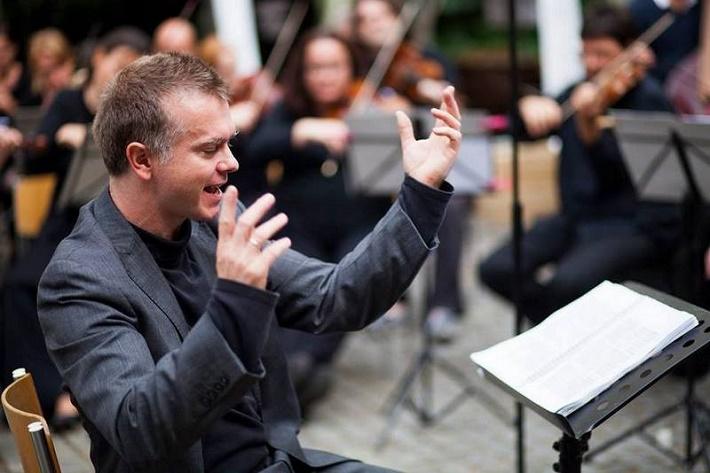 Marek Štryncl a Musica Florea