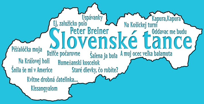 Peter Breiner: Slovenské tance