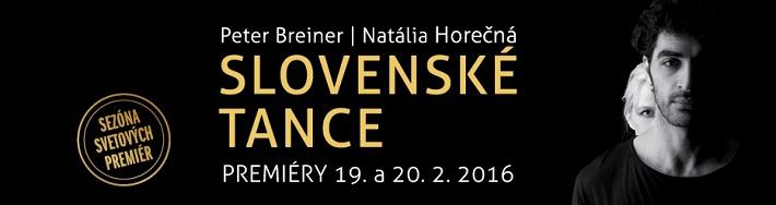 Slovenské tance - Životy svetiel