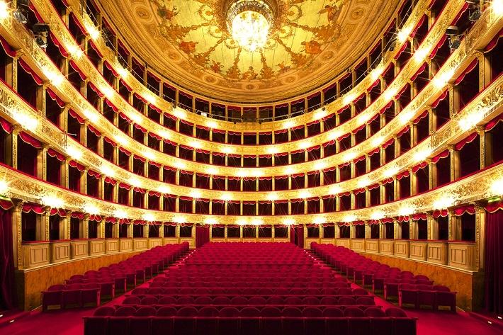 Teatro Argentina v Ríme