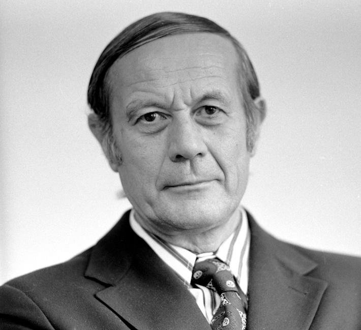 Zdenko Mikula, (1916 - 2012) foto: Anton Šmotlák