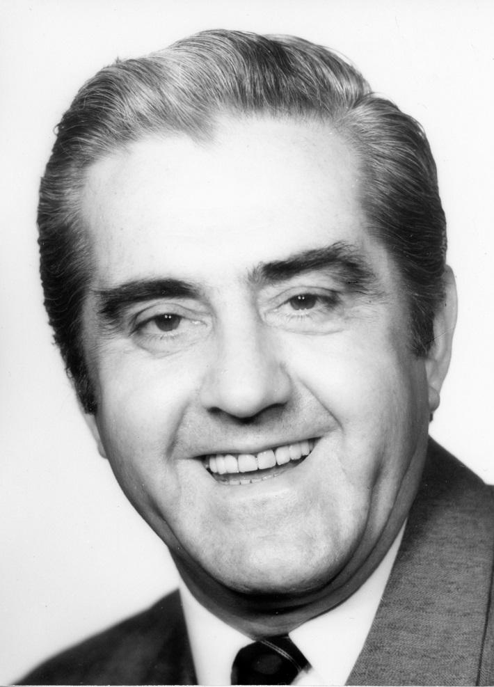 Štefan Gabriš, (1919 – 2011), foto Magdaléna Robinsonová (Archív SND)