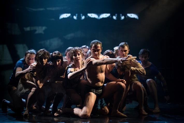 A. I. Chačaturjan: Spartakus, Balet ŠD Košice, 2016, foto: Anton Faraonov