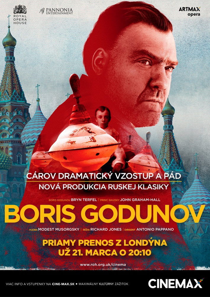 Boris Godunov, CINEMAX