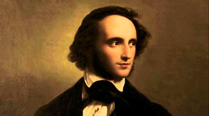 Felix Mendelssohn Bartholdy, (1809-1847)
