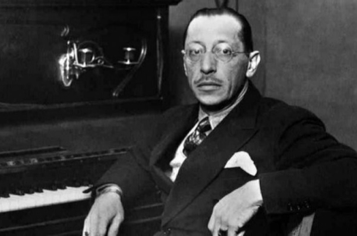 Igor Stravinsky, (1882 - 1971)