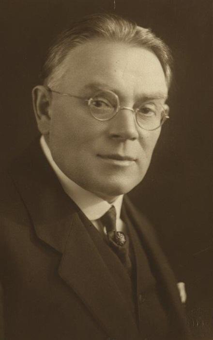 Josef Peršl, (1871 – 1958), foto: Archív DÚ