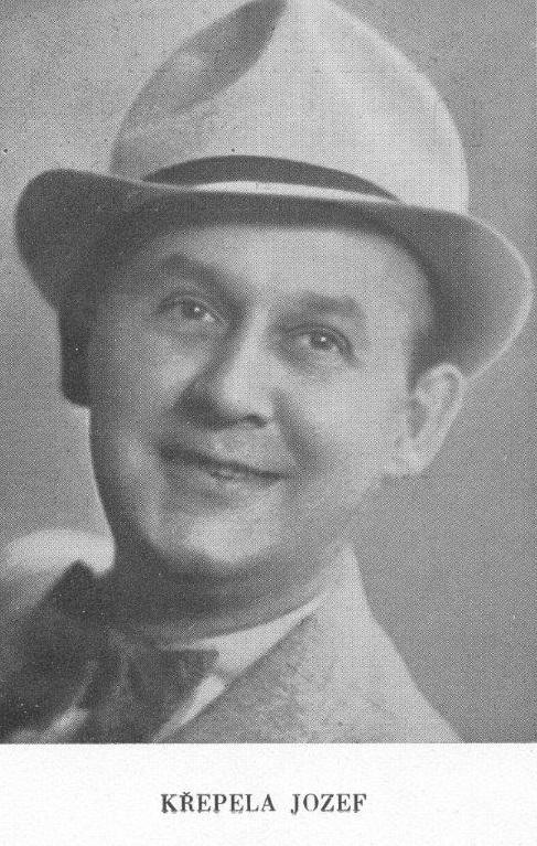 Jozef Křepela, (1896 – 1969), foto: Archív DÚ