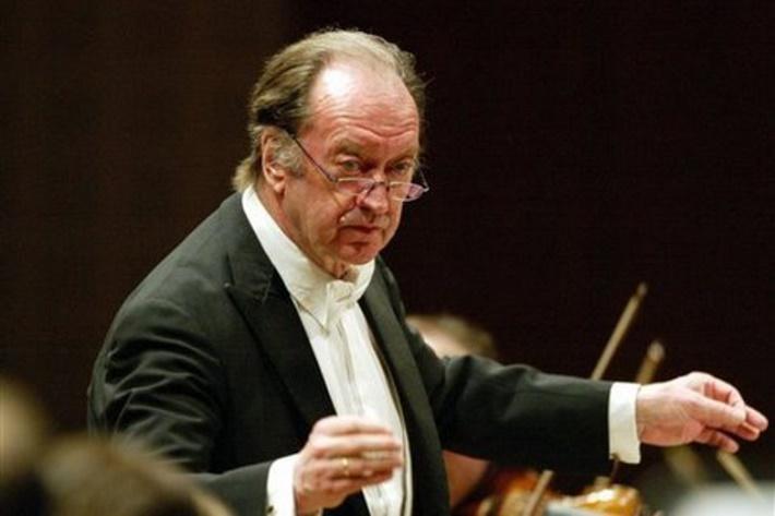 Nikolaus Harnoncourt, (1929 - 2016)