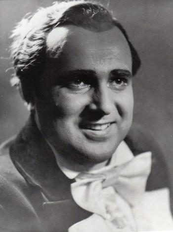 Rudolf Petrák ako Rodolfo v Pucciniho Bohéme