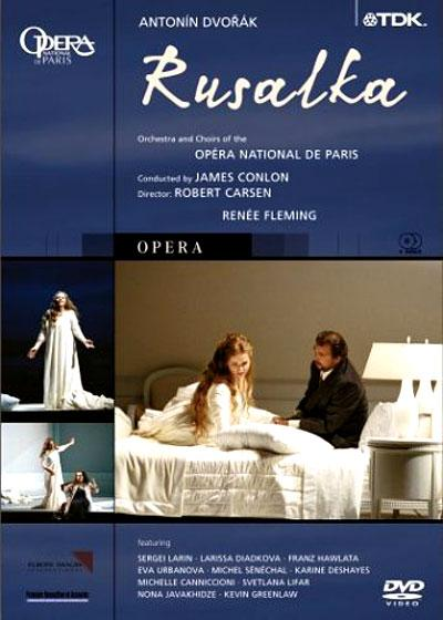 Rusalka na DVD s Renée Fleming