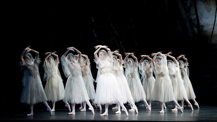 A. Ch Adam: Giselle, Balet Royal Opera House, foto: ROH