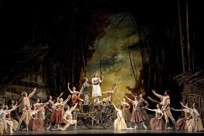 A. Ch Adam: Giselle, Balet Royal Opera House, foto: ROH