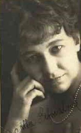 Alba Sehnalová, (1890 – 1946), foto: Archív DÚ