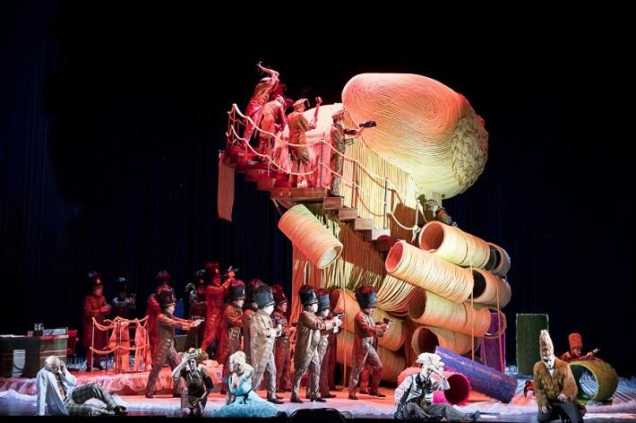 G. Rossini: Barbier zo Sevilly, Opera Graz, 2015