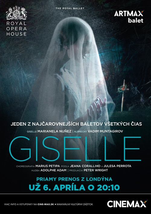 Giselle, Royal Opera House,CINEMAX