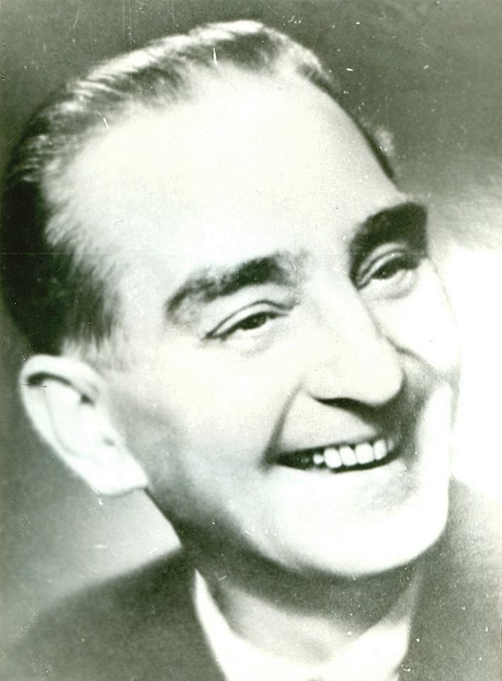 Jaroslav Líbal, (1896 – 1958), foto: Archív Městského muzea Velvary