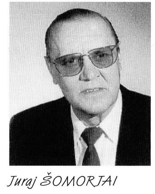 Juraj Šomorjai (1933 - 2016), foto: Archív Jozefa Horvátha