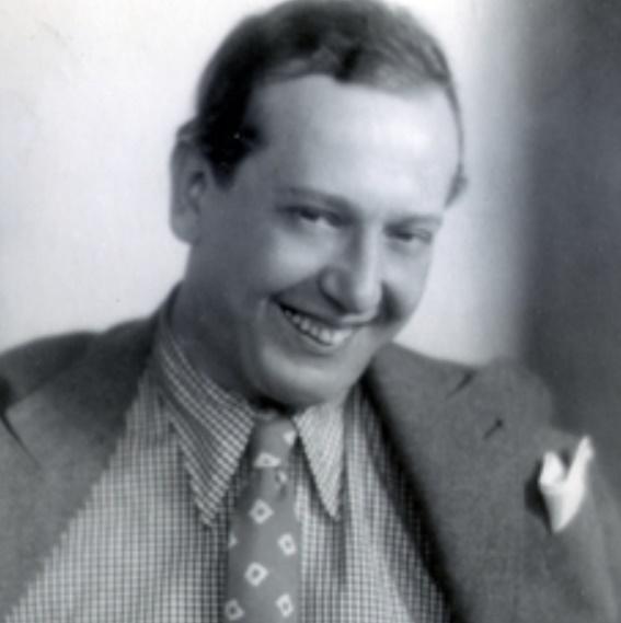 Karel Smažík, (1906 –1972), foto: Archív ND Brno
