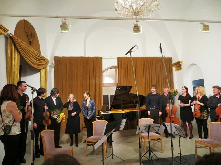 Koncert pri príležitosti životného jubilea Vladimíra Godára, 2016, foto: súkr. archív V. Godára