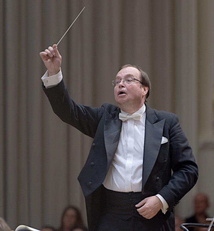 Koncert v Slovenskej filharmónii, 2016, Leoš Svárovský, foto: Ján Lukáš