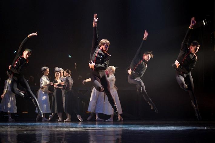 R. Ščedrin: Anna Karenina, Balet ŠD Košice, 2014, foto: Anton Faraonov
