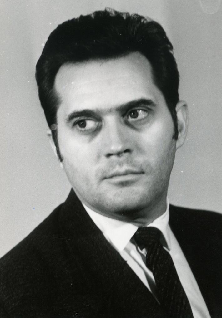Roman Skřepek, (1931 – 2001), foto: Archív DÚ