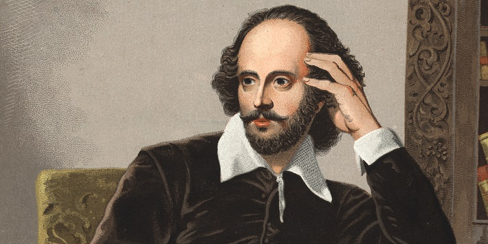 William Shakespeare, (1564 - 1616)