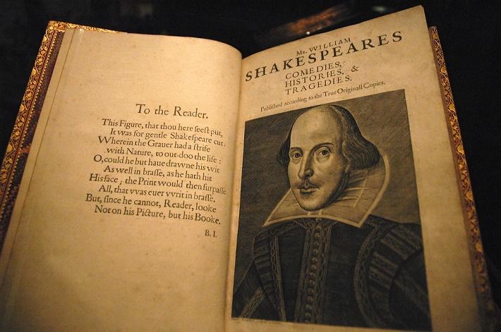 William Shakespeare, (1564 - 1616)