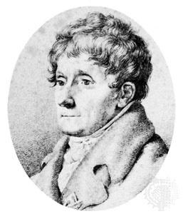 Antonio Salieri v roku 1821