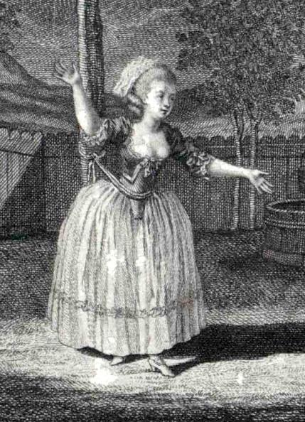 Catarina Cavalieri, (1755 – 1801)