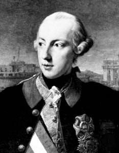 Cisár Jozef II. (1741 – 1790)