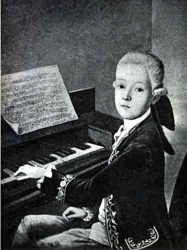 Dvanásťročný W. A. Mozart