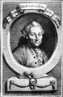 Florian Leopold Gassmann, (1729 – 1774)