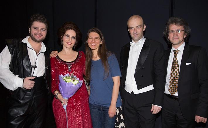 A. Dvořák: Rusalka, Veľká Národná Opera Peking, 2016, P. Berger, J. Fogašová, L. Horinková, R. Štúr, B. Procházka