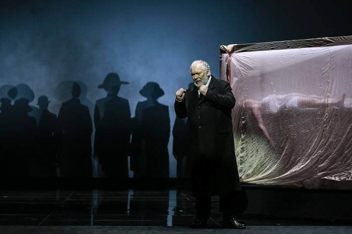 G. Verdi: Simon Boccanegra, Opera SND, 2016, Peter Mikuláš (Jacopo Fiesco), foto: Ctibor Bachratý
