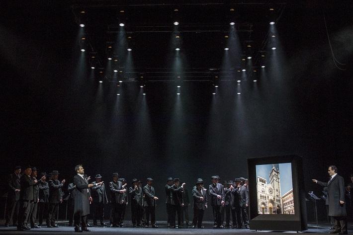 G. Verdi: Simon Boccanegra, Opera SND, 2016, foto: Ctibor Bachratý