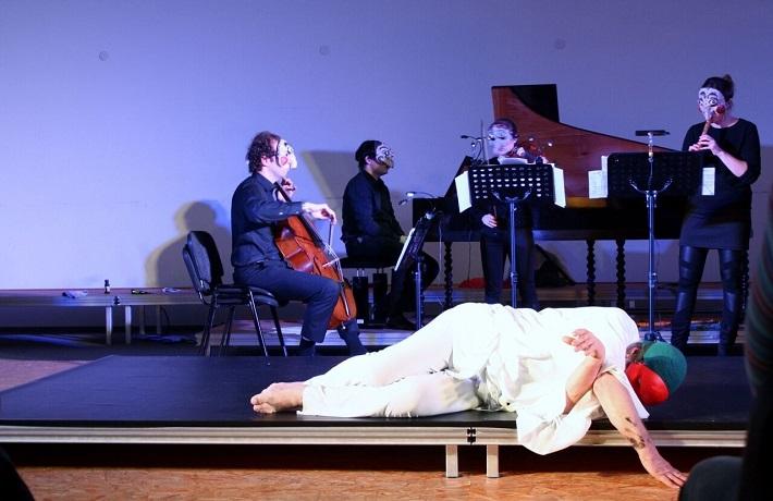 Harlequin restor´d!, Milan Sládek, Nel dolce - Kolínsky barokový ansámbel