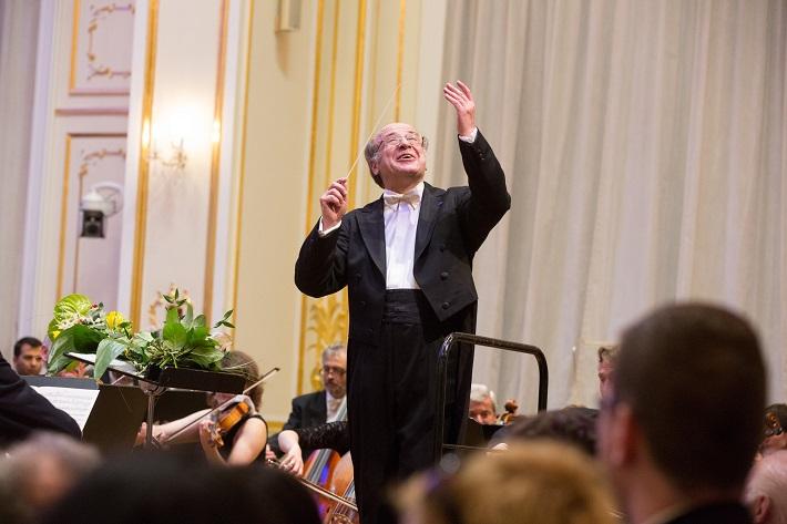 Koncert Bruno Walter Symphony Orchestra, Reduta, 2016, Jack Martin Händler