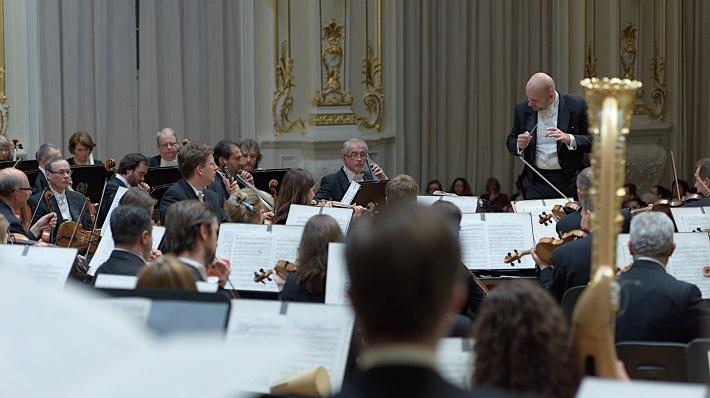 Koncert v Slovenskej filharmónii, 2016, Emmanuel Villaume, foto: Ján Lukáš