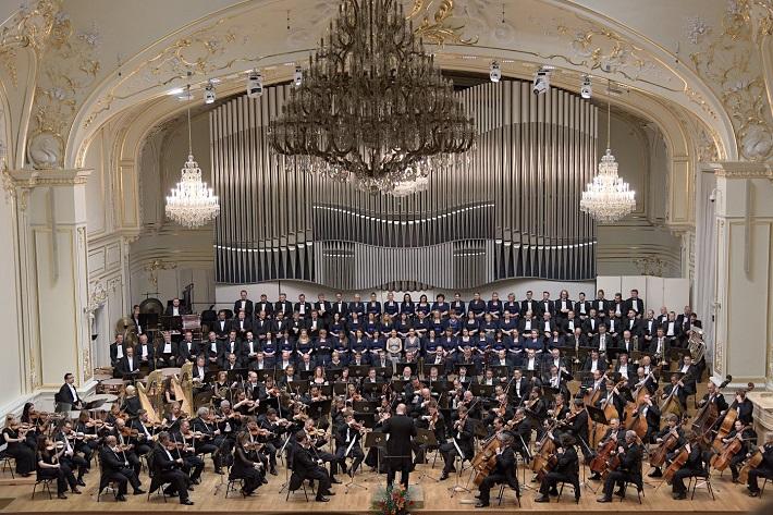 Koncert v Slovenskej filharmónii, 2016, foto: Ján Lukáš