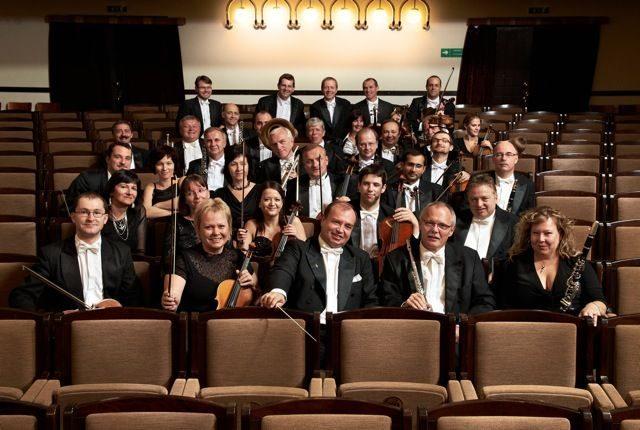 Leoš Svárovský a Štátny komorný orchester Žilina, 2012, foto: Lajo Kupkovič