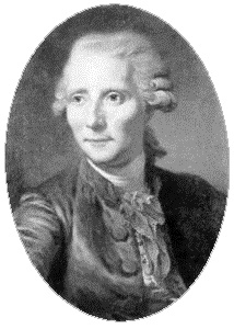 Lorenzo da Ponte, (1749 – 1838)