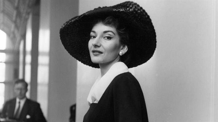 Maria Callas, (1923 - 1977)