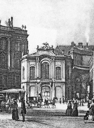 Viedenský Burgtheater