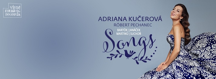 A. Kučerová, CD Songs