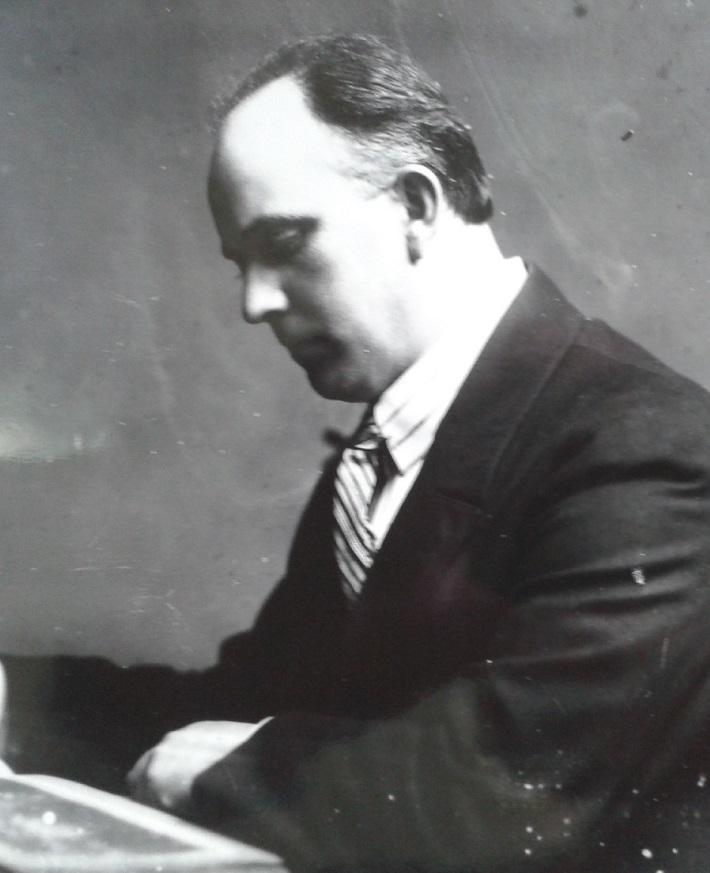 Alois Urban (1886 – ?), foto: Archív DÚ